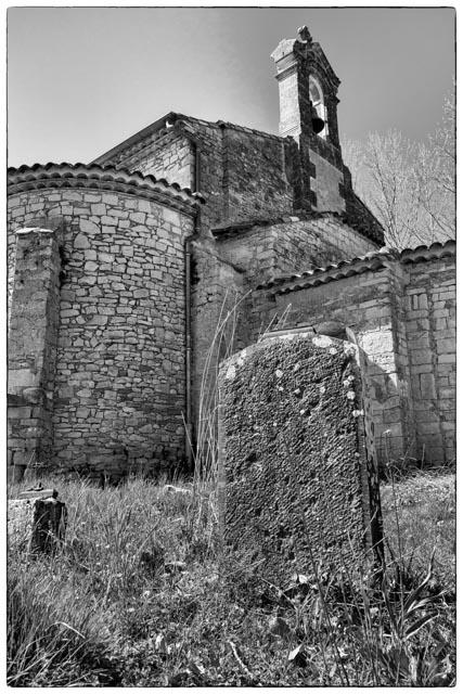 La chapelle de l'Aleyrac